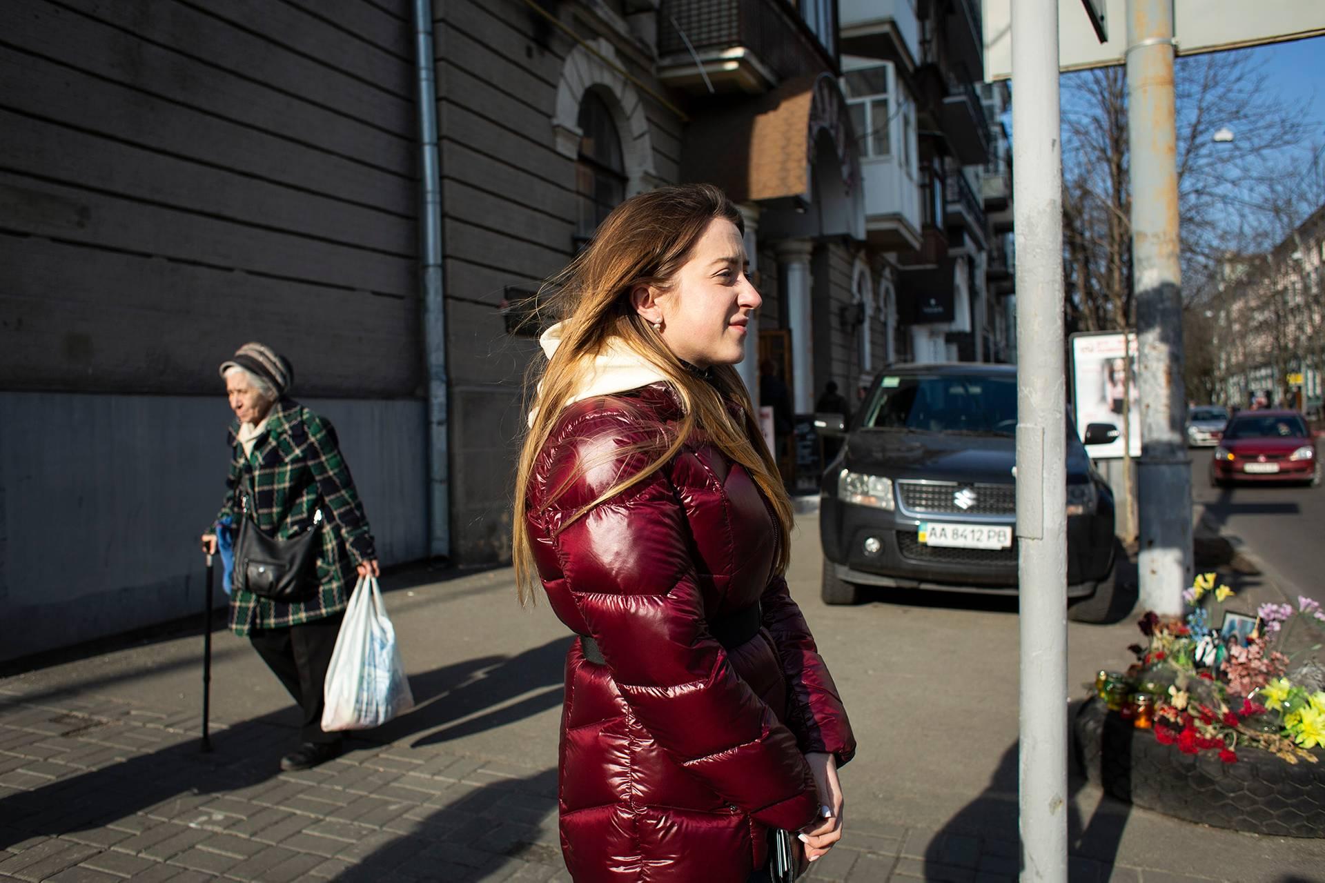 Галина Клемпоуз, Київ, 7 березня 2019 року