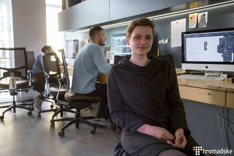 Дизайнерка Вікторія відраховує щомісяця по 400-500 гривень на свій особистий пенсійний рахунок