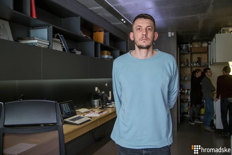 Графічний дизайнер Іван Симоновський — вкладник недержавного пенсійного фонду