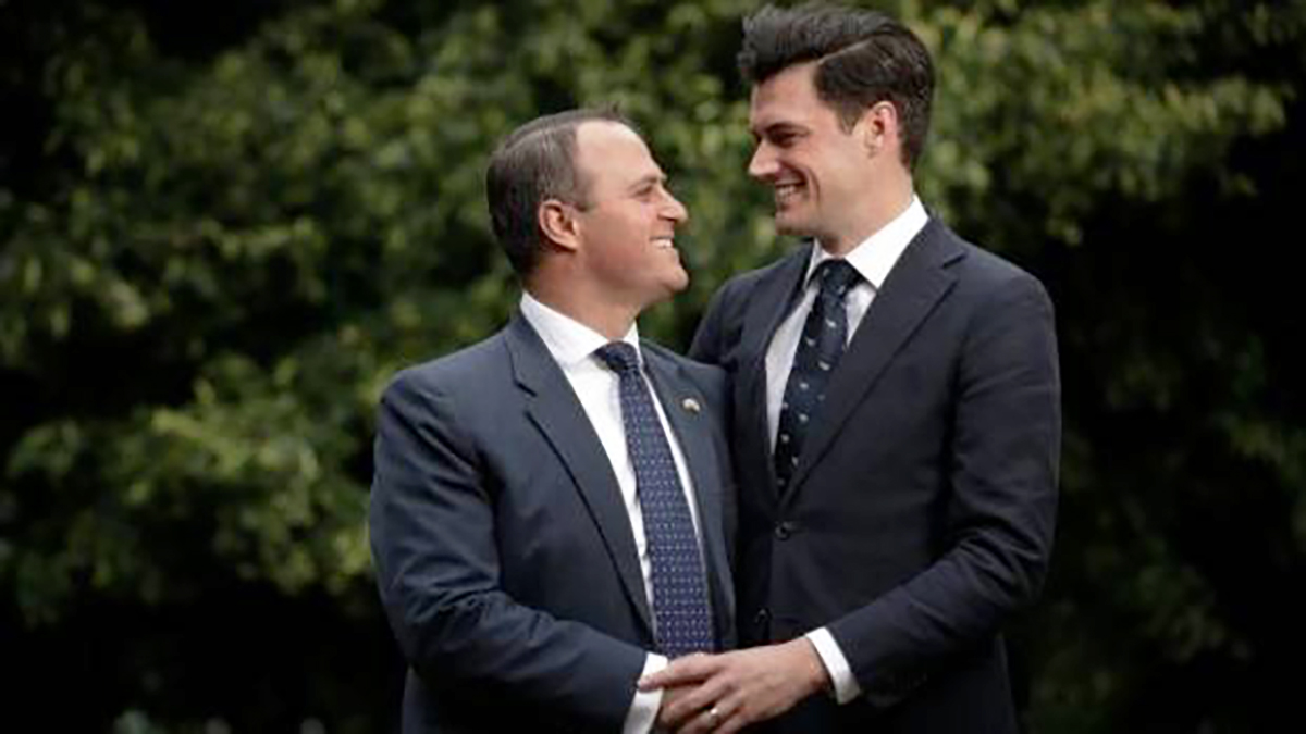 Australian Mp Proposes To Partner In Parliament During Same