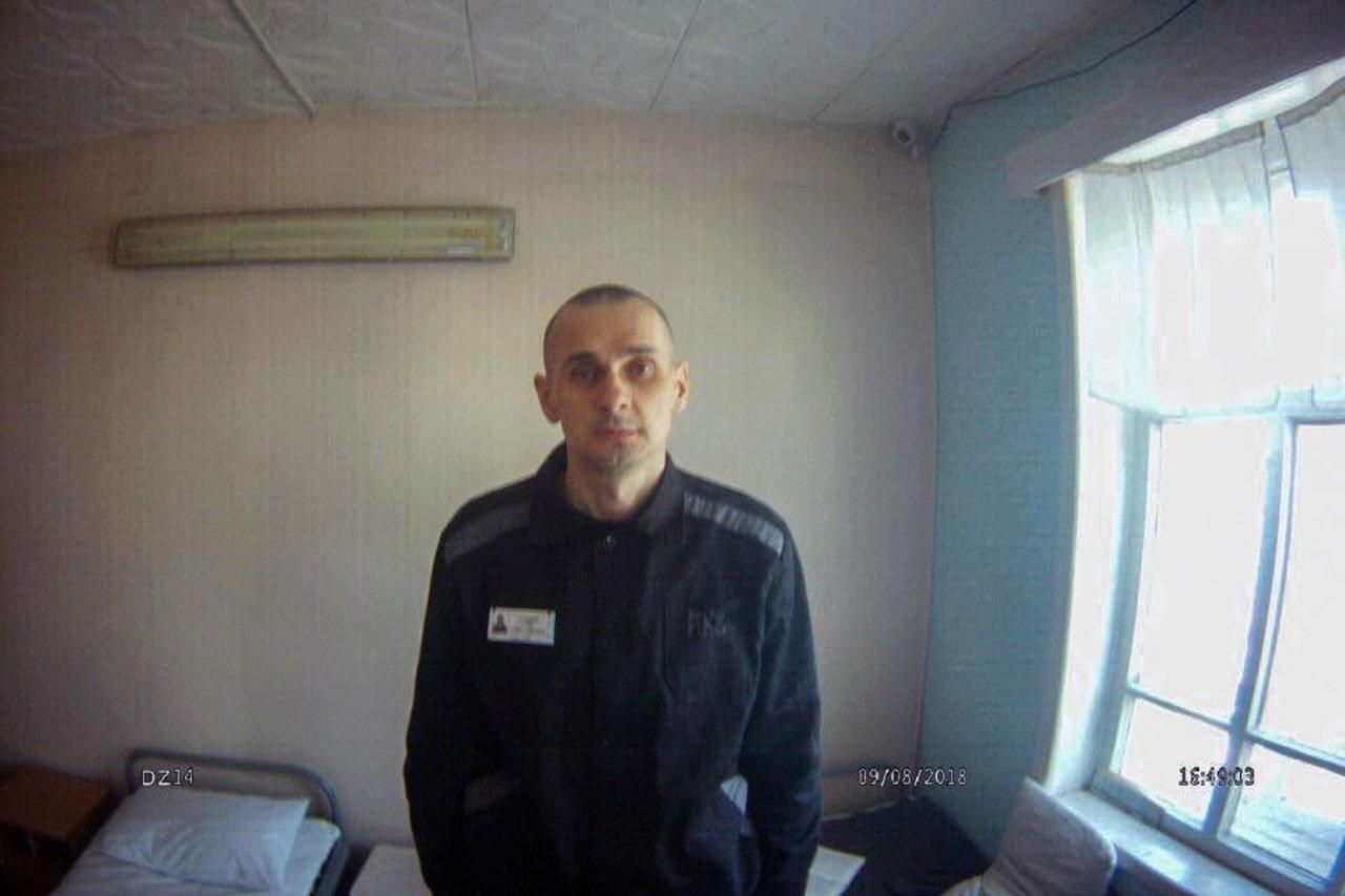 lead. Політв язень Олег Сенцов ... c7bb08049441f