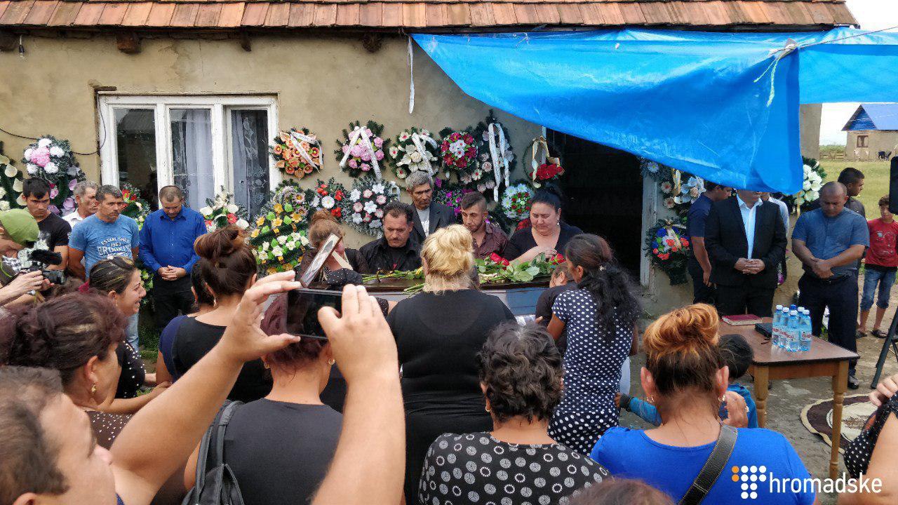 У Серному поховали вбитого у Львові рома  02e273593ce7f