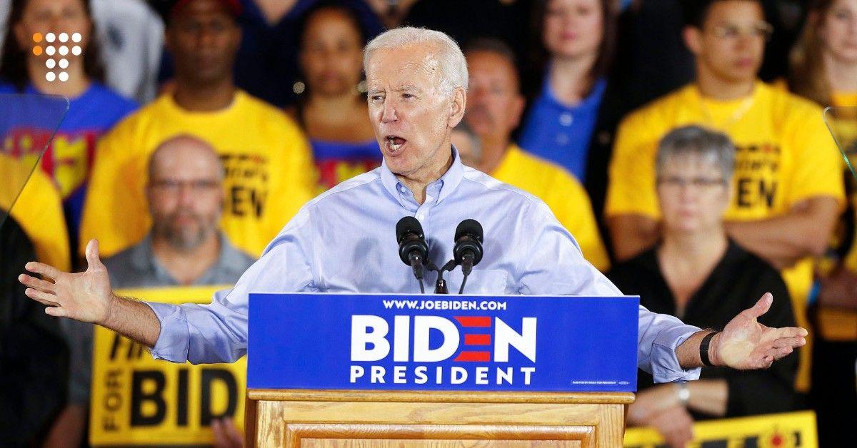 Кандидат у президенти США Байден: Я зробив би Україну пріоритетом міжн