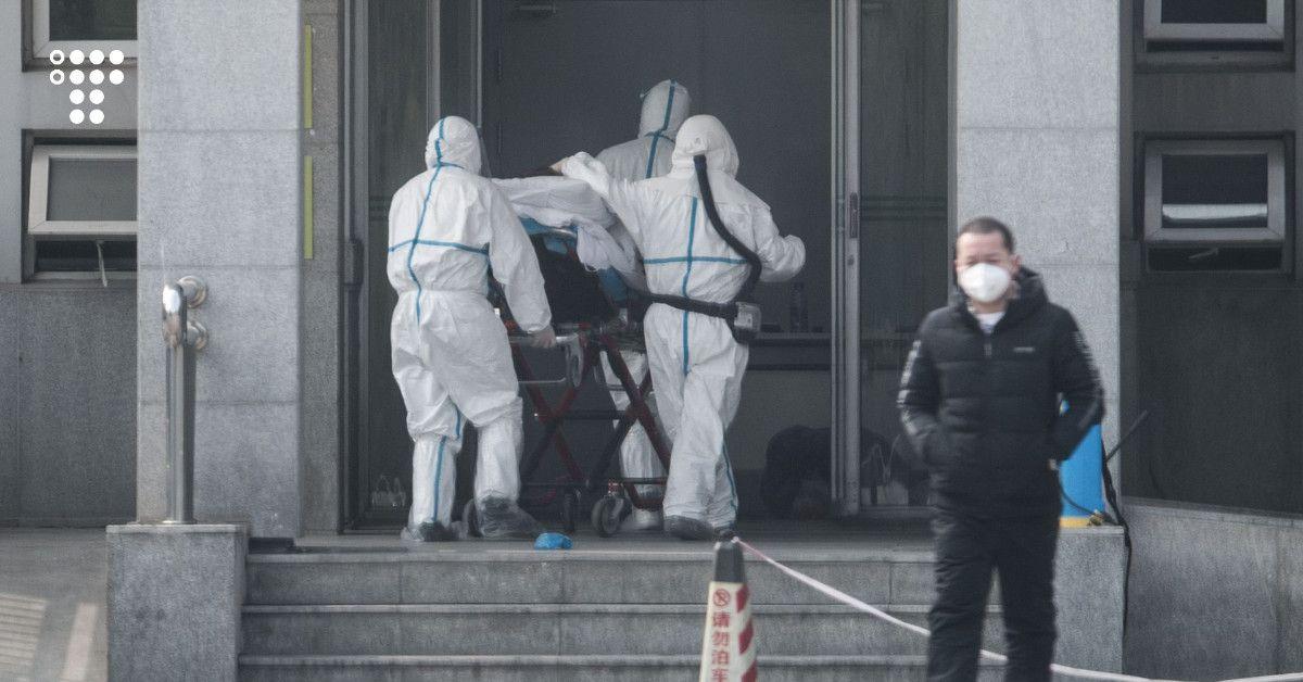 Новий коронавірус у Китаї: кількість жертв зросла до 56, у світі — понад 2000 заражених