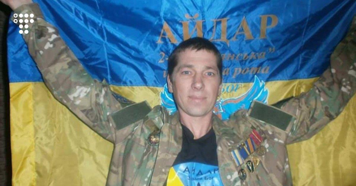 Обстріли на Донбасі: військовий, якого поранили у квітні, помер у госпіталі