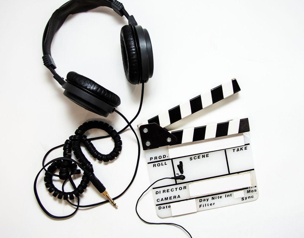 Sendeabwicklung beim TV-Sender
