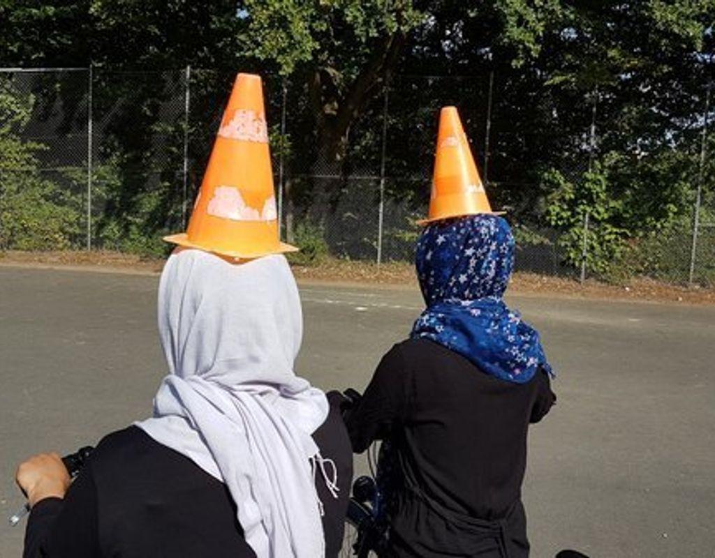 3. ADFC-Fahrrad-Kurs für Migrantinnen