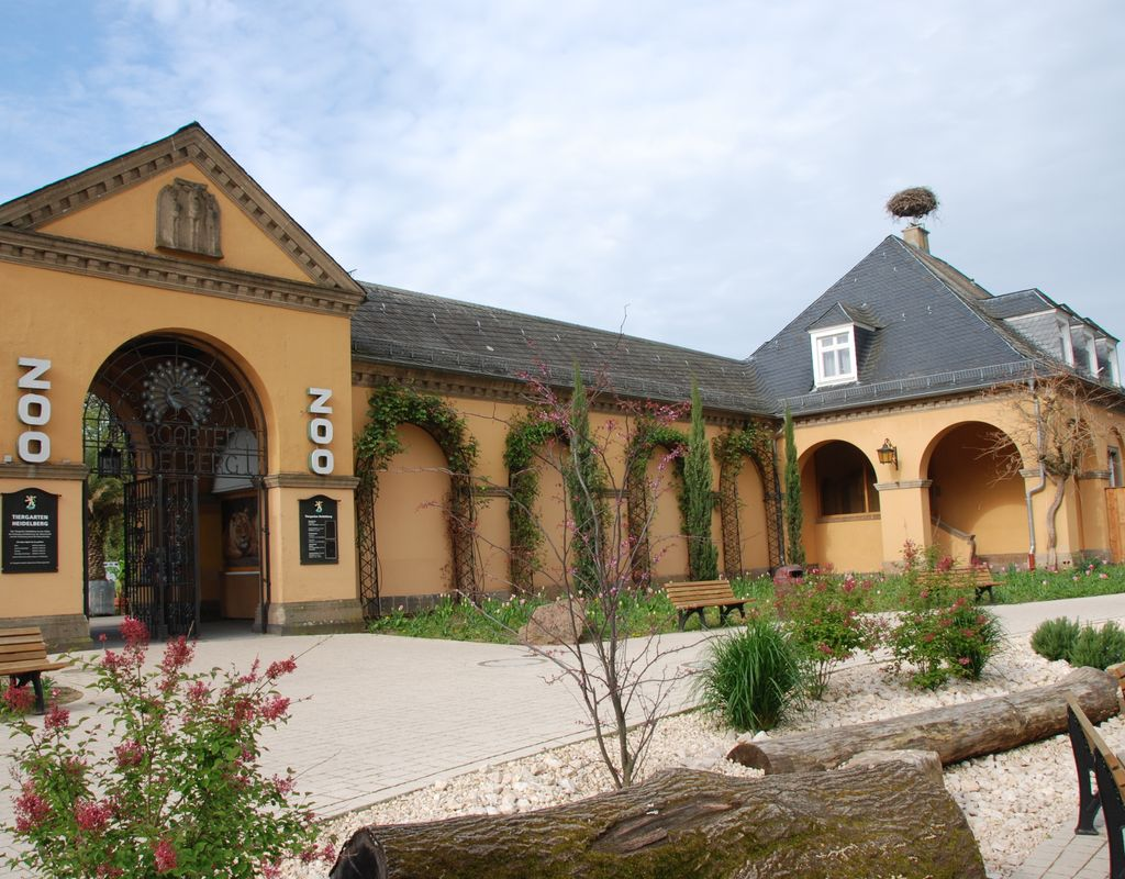 Aufsichtshelfer im Zoo Heidelberg