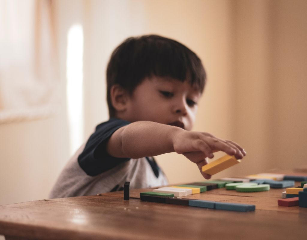 Kinderbetreuung im internationalen Begegnungscafé
