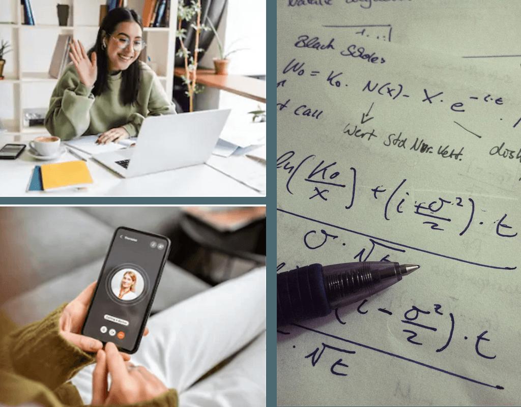 Online-Mathe-Nachhilfe für Geflüchtete