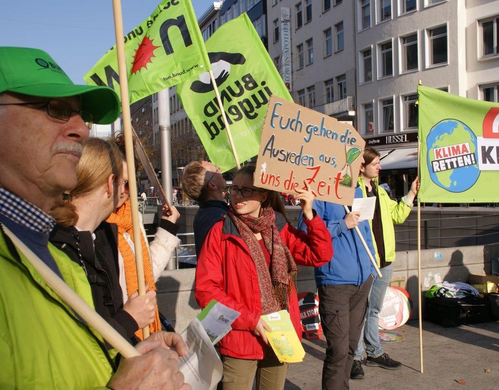 Action! Der BUND Niedersachsen baut eine Aktionsgruppe auf