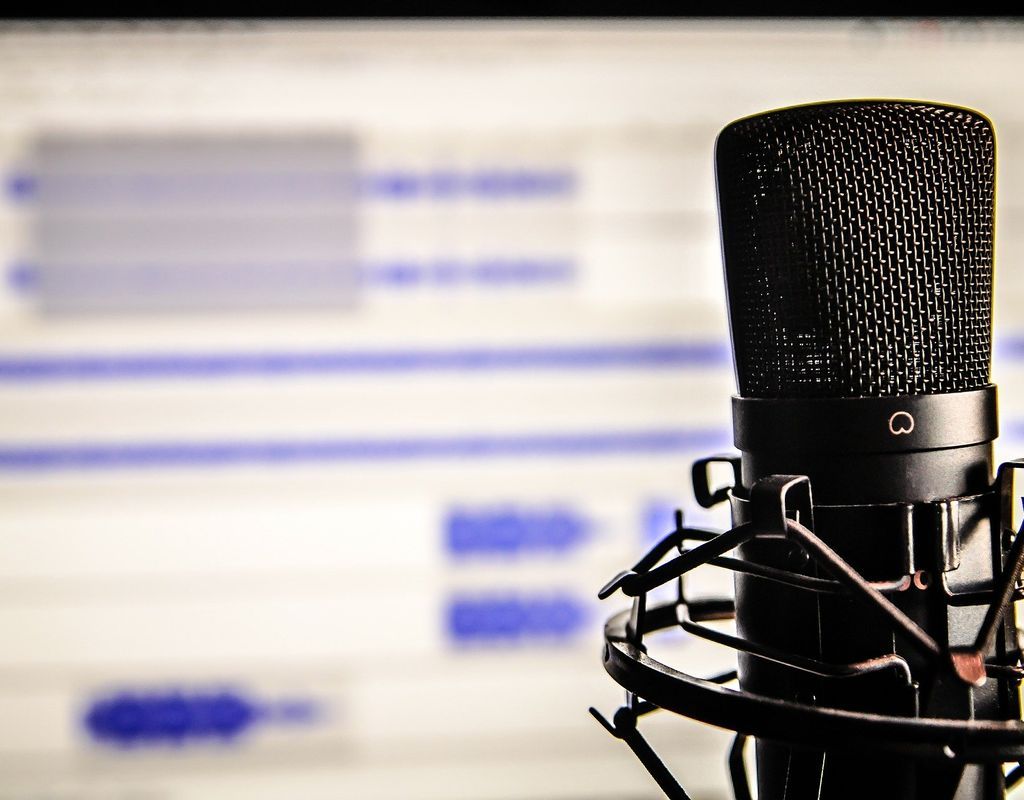 Mithilfe bei Podcastprojekten