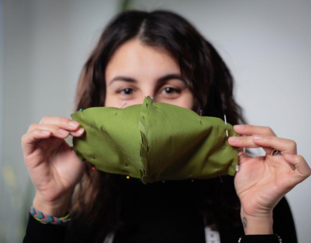 Gesichtsmasken nähen für soziale Einrichtungen