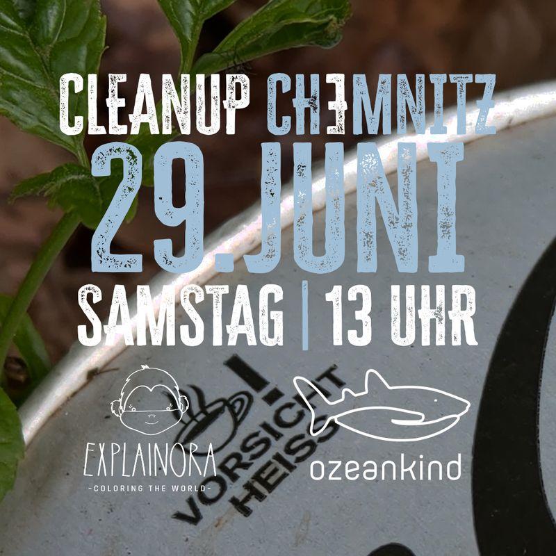 CleanUp in Chemnitz