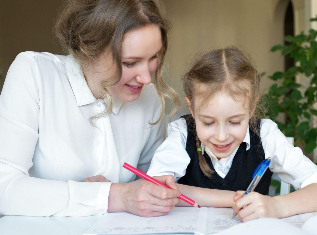 Hausaufgabenhilfe in Gemeinschaftsunterkunft