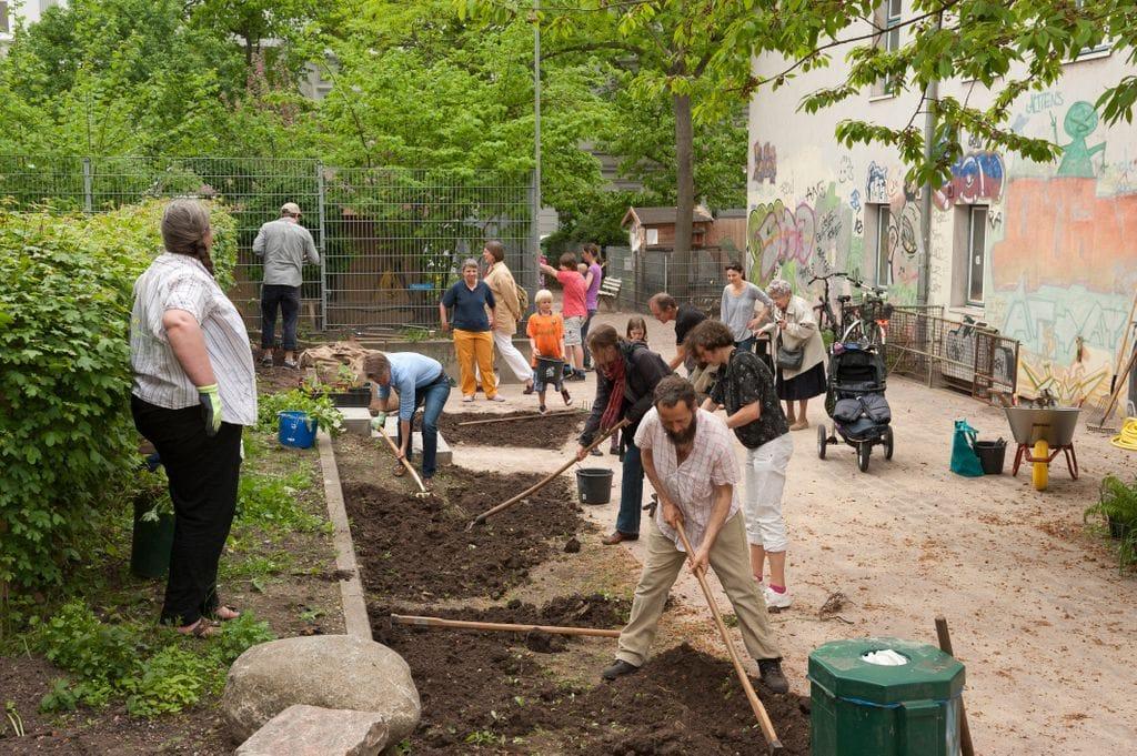 Garten-Aktionstag