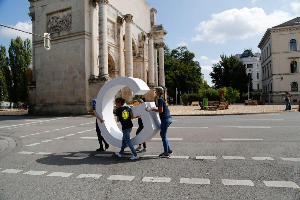 Abbau des Streetlife Festivals am 26. Mai!