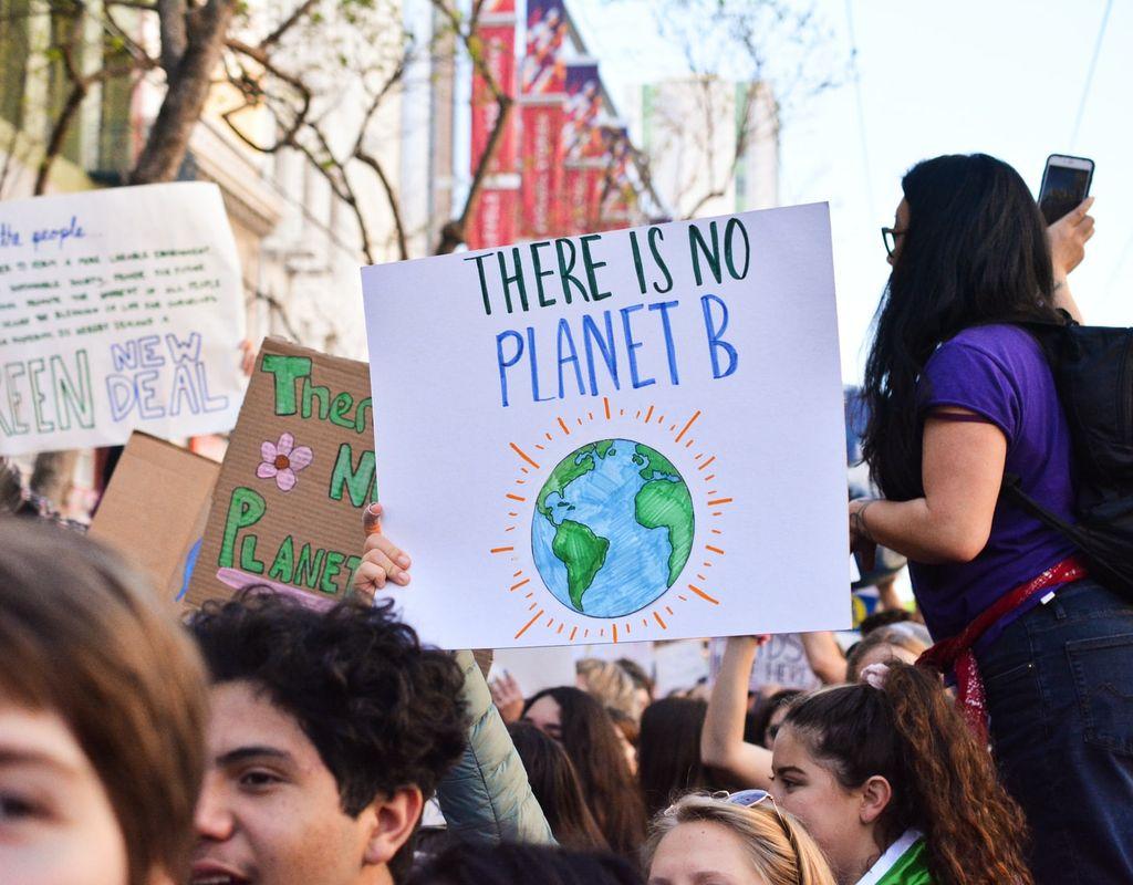 Gemeinsam zum globalen Klimastreik in Berlin