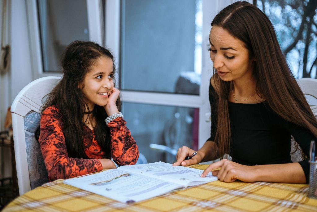 Nachhilfe für Kinder mit Migrationshintergrund