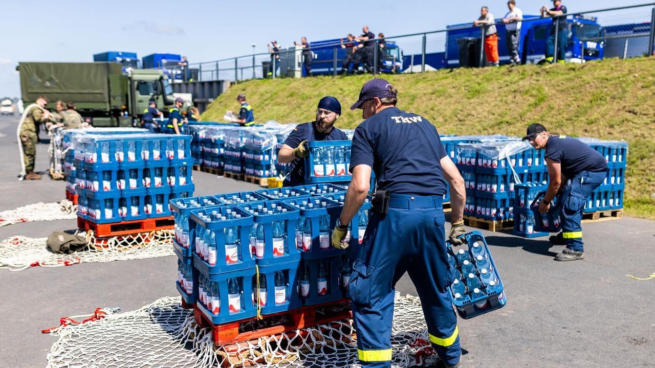 Help emergency responders rebuild after flood disaster