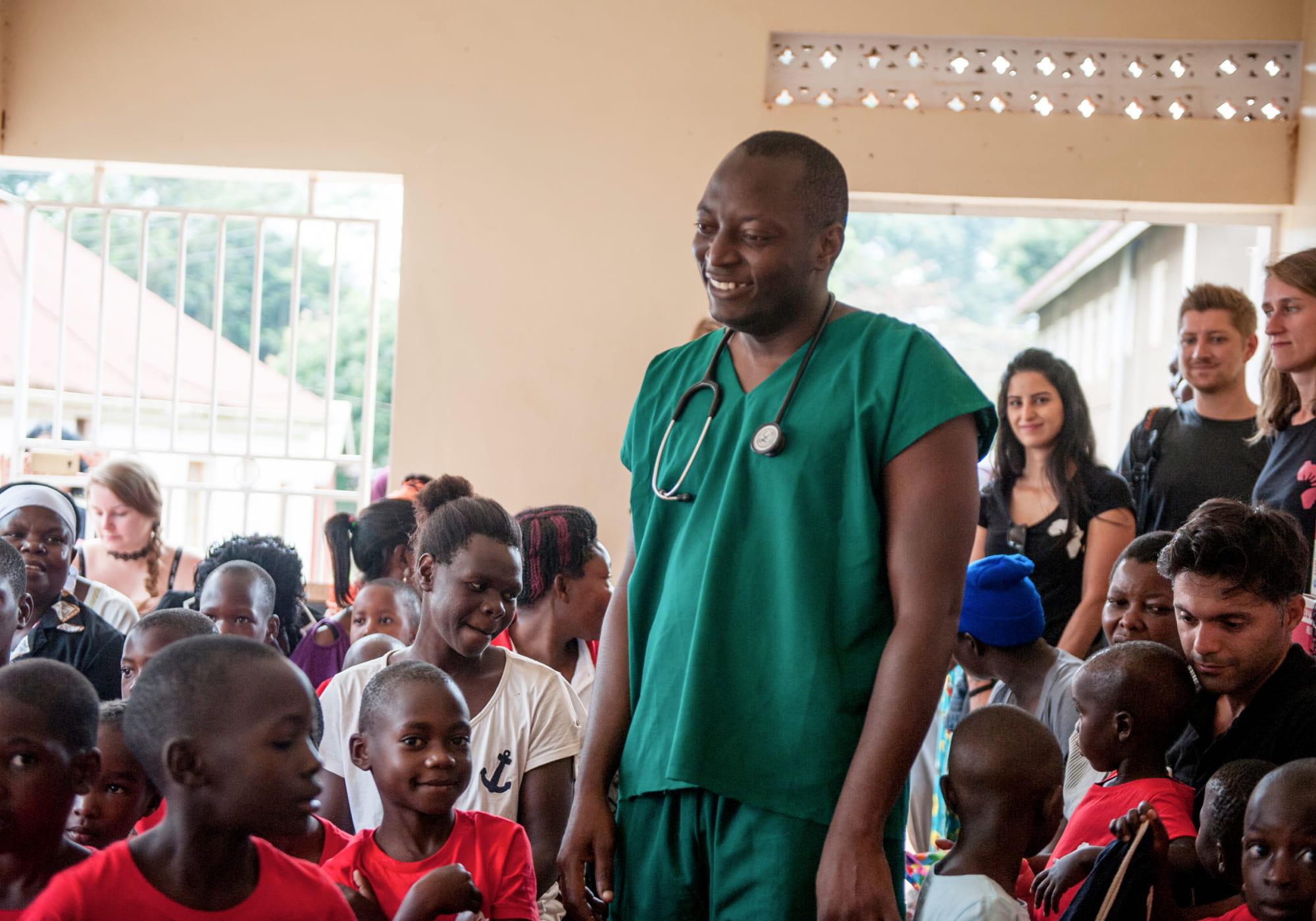 Enable training as a nurse