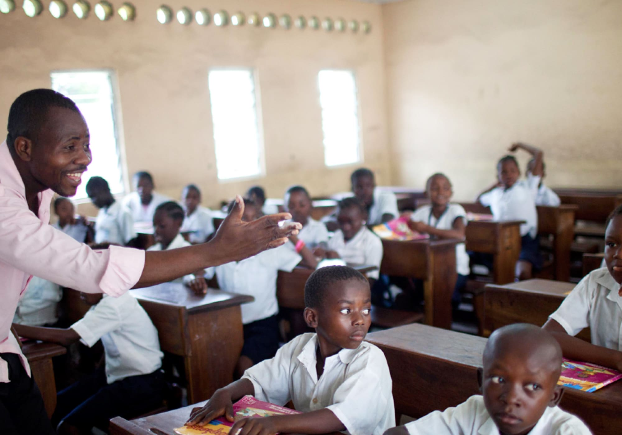 Enable a primary school teacher training