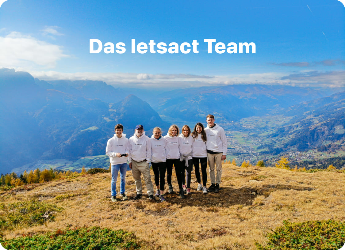 Support the letsact team