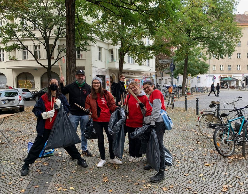 Projektleiter-Training bei Serve the City
