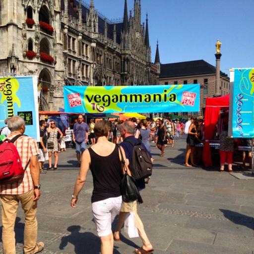 Veganmania Deutschland