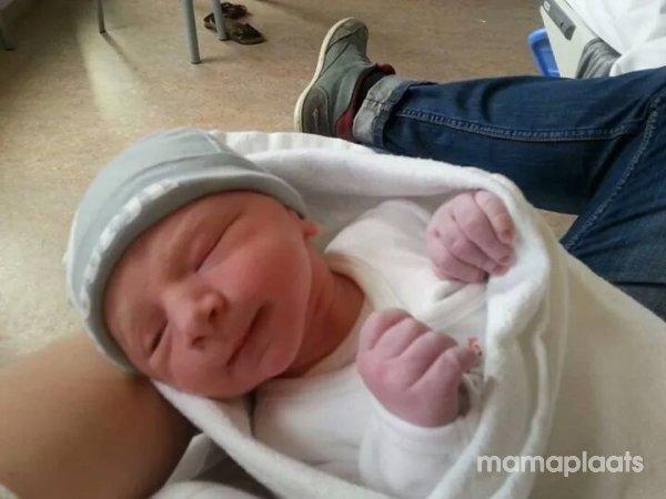 Een Hele Goede En Snelle Bevalling Mamaplaats