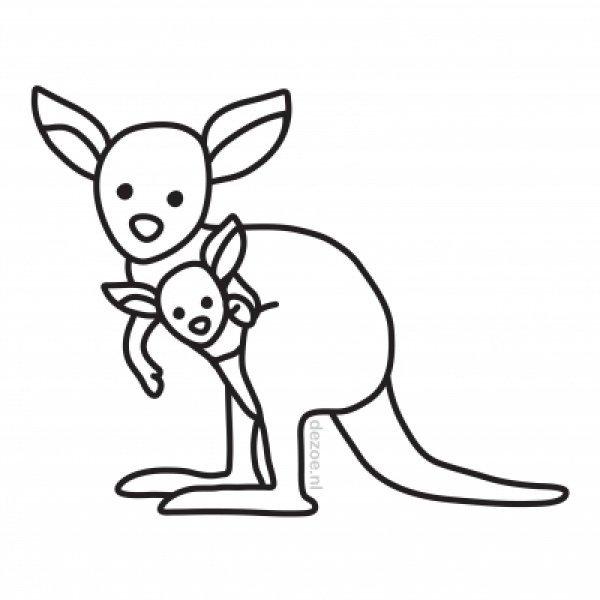 Baby Rug Naar Buik Draaien: Baby Buidel Buik En Een Kangoeroe Rug!