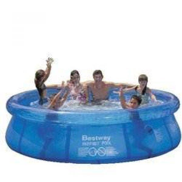 Afbeelding blog 'De tropische warmte blijft aanhouden, kies het perfecte zwembad!'