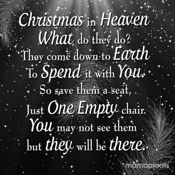Eerste Kerst Zonder Jou Mamaplaats