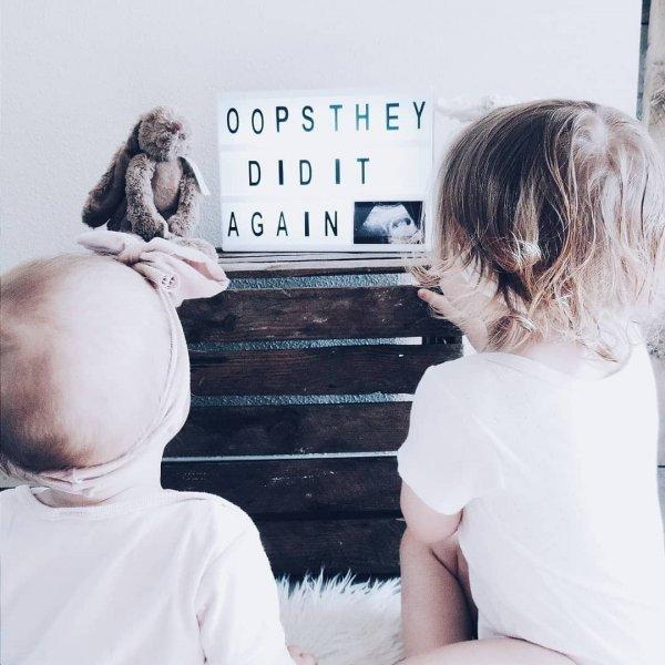 Afbeelding blog 'Bang voor de reacties op mijn zwangerschap'
