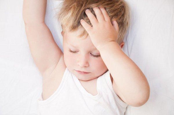 Afbeelding blog 'Slaapproblemen bij kinderen'