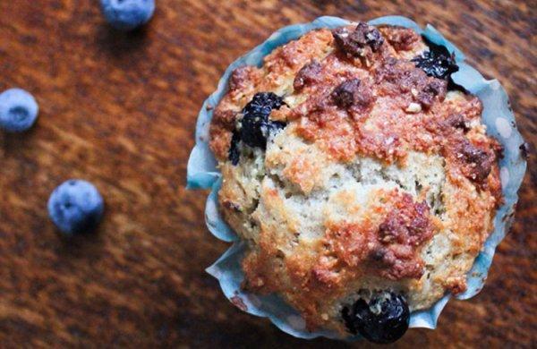 Afbeelding blog 'Blueberry Muffin - Glutenvrij!'