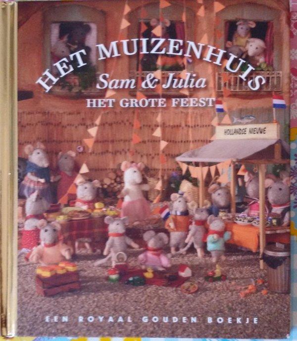 Afbeelding blog 'Het Muizenhuis - Sam & Julia - Het grote feest'
