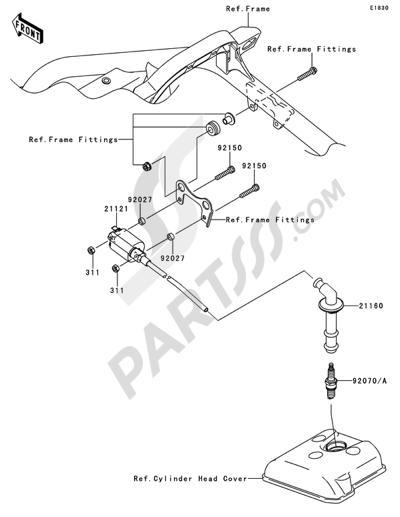 08 Kawasaki Kfx450r Wiring Diagram