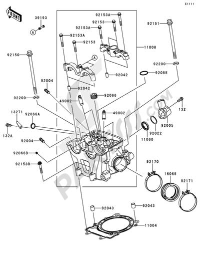 Kawasaki Mule 500 Wiring Schematic Kaf