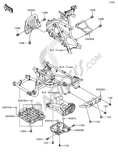 Kawasaki Kfx 700 Wiring Diagram Ktm 450 Wiring Diagram Honda Trx