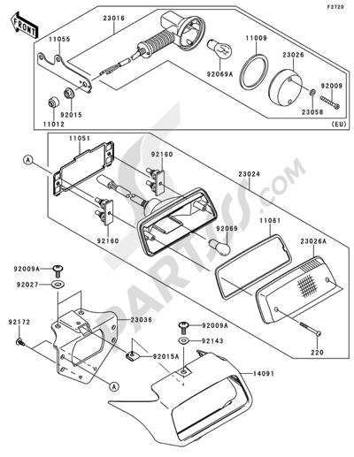 Kawasaki Kfx 700 Wiring Diagram
