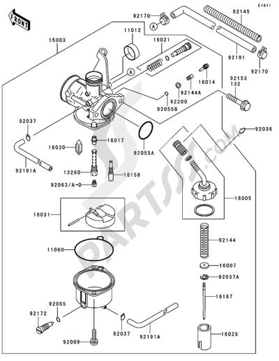 Kawasaki Klx 110 Wiring Diagram