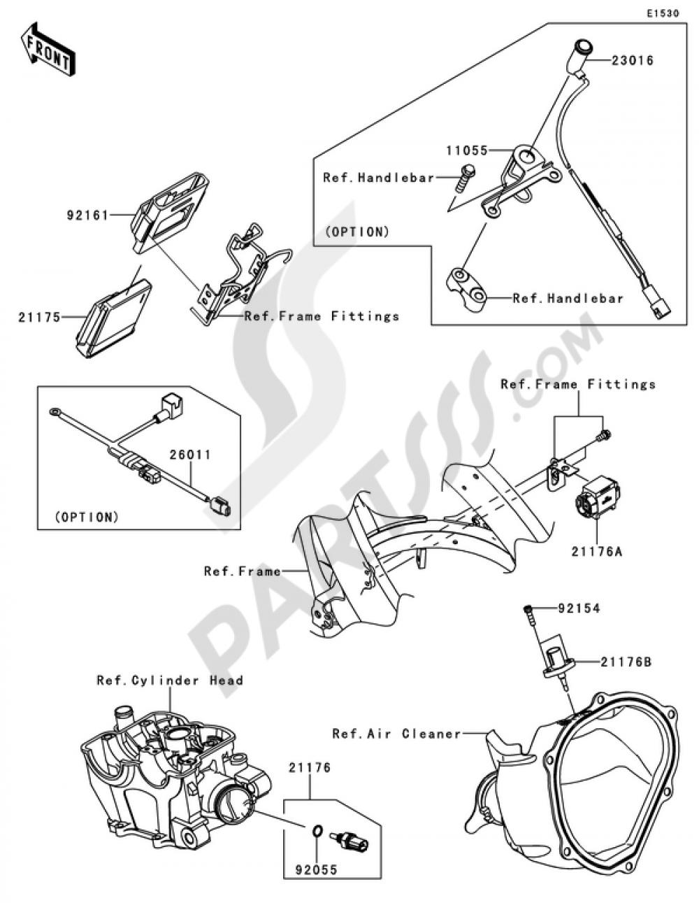 Fuel Injection Kawasaki Kx250f 2012 Wiring Diagram
