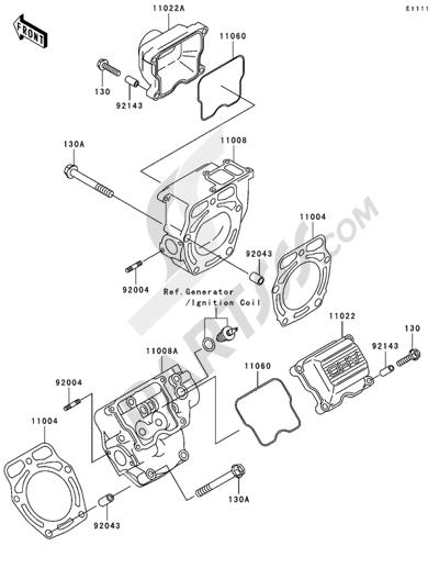 Wiring Mule Diagram Kawasaki Kaf620 1