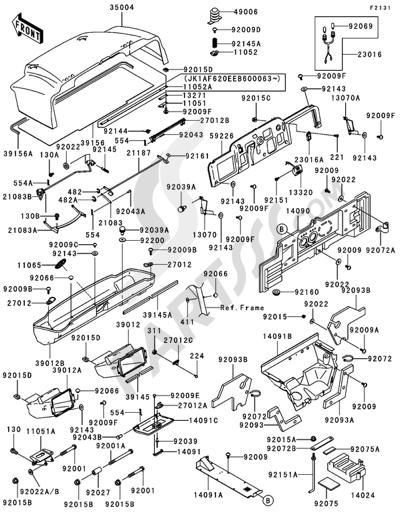Kawasaki MULE 3010 4X4 2004 Dissembly sheet. Purchase ... on kawasaki mule wiring-diagram blueprints, kawasaki mule charging system, kawasaki mule 610 4x4 parts, yamaha rhino wiring diagram, john deere 3010 wiring diagram, kubota rtv 900 wiring diagram, kawasaki mule 550 wiring-diagram, kawasaki mule 3000 parts manual, kawasaki mule 550 electrical diagram, kawasaki parts diagram, mule 4010 wiring diagram, kawasaki mule carburetor diagram, arctic cat prowler wiring diagram, teryx wiring diagram, 610 mule wiring diagram, kawasaki mule 2510 engine parts, polaris rzr wiring diagram, polaris ranger wiring diagram, kawasaki 2510 wiring-diagram, 4x4 wiring diagram,