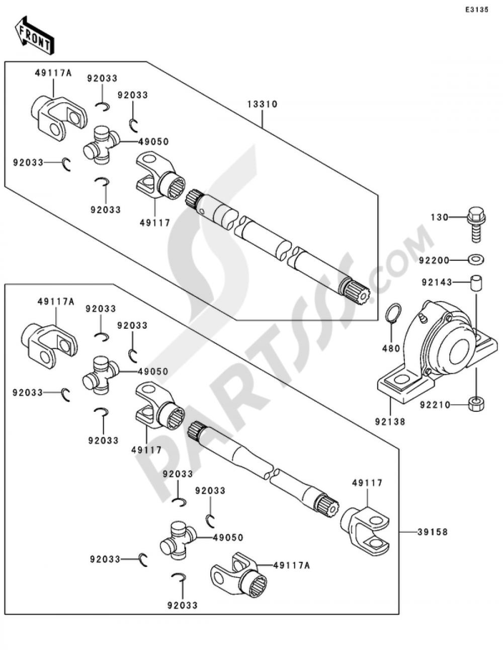 Kawasaki Mule 3010 Ignition Wiring Diagram Together With Kawasaki Mule