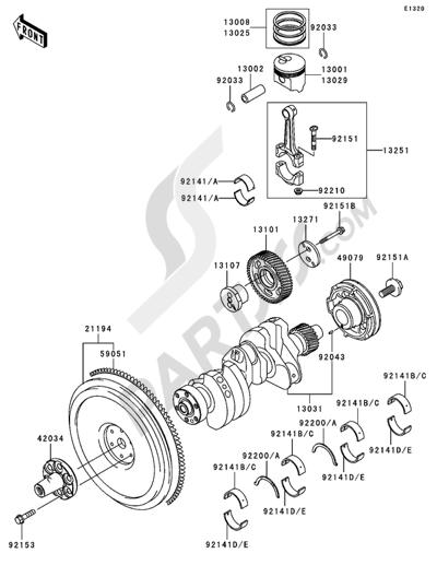 2007 Kawasaki Mule 3010 Wiring Diagram