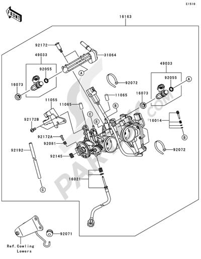 2008 Kawasaki Ninja 250r Wiring Diagram