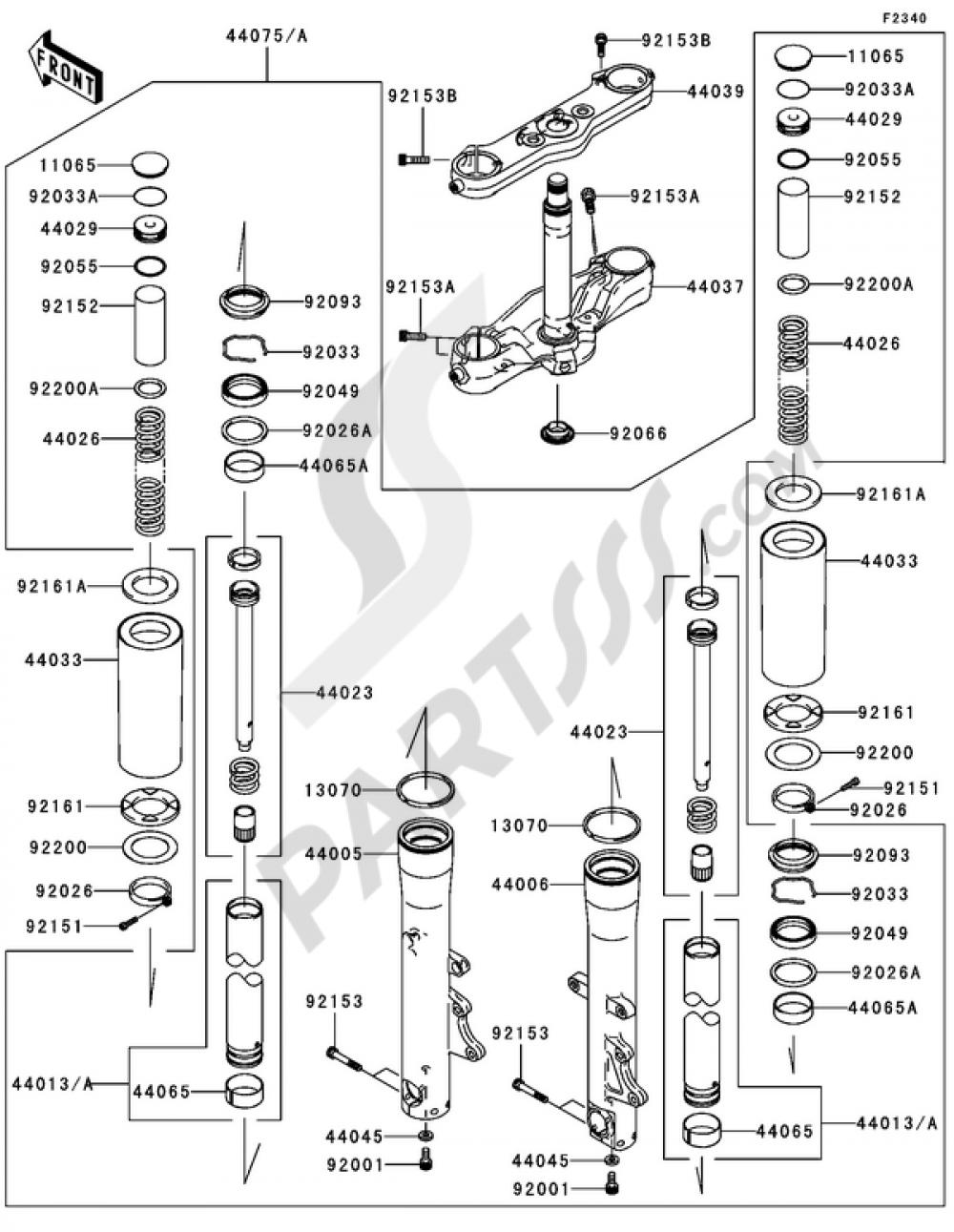 2004 Kawasaki Vn2000 Wiring Diagram. 2004 Kawasaki Kl250 ... on