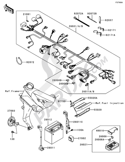 Kawasaki Z1000 2004 Dissembly sheet. Purchase genuine ... on zl1000 wiring diagram, vn1500 wiring diagram, yamaha wiring diagram, z400 wiring diagram, zx600 wiring diagram, ninja 250 wiring diagram, ex500 wiring diagram, cbr600rr wiring diagram, ke100 wiring diagram, er6n wiring diagram, sv650 wiring diagram, klr650 wiring diagram, ninja 300 wiring diagram, zx9r wiring diagram, zx7r wiring diagram, kawasaki wiring diagram, ex250 wiring diagram, zx12 wiring diagram, kz1000 wiring diagram, honda wiring diagram,